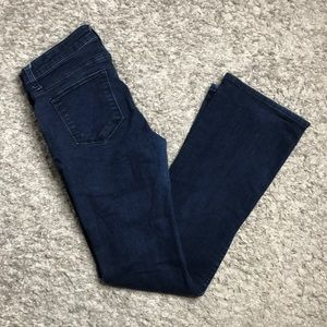 Kut from the kloth Karen baby bootcut jeans